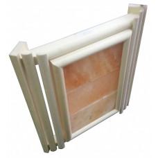 Абажур угловой с гималайской солью, 3 плитки АУЕ-3П (2)