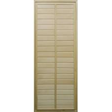 Дверь глухая (сорт B) 1900*700