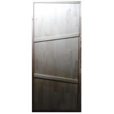 Дверь глухая на иглах 1900*700 липа сорт А