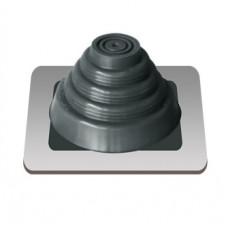 Уплотнитель кровельный №1 мини силикон 6-50 mm серебро