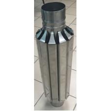 "Конвектор ""Ромашка"" ф 115, Н/Н, 439/430, 1,0мм/0,5 мм"