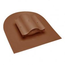 Комплект вентиль  в сборе (мягкая кровля) коричневый