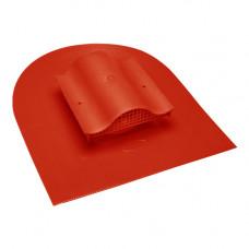 Комплект вентиль  в сборе (мягкая кров.) красный