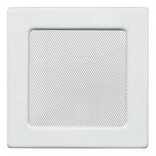 Вент.решетка 170х170 мм. белая
