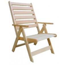 Кресло раскладное с подлокотниками