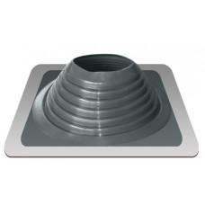 Уплотнитель кровельный №8 силикон 178-330 mm серебро