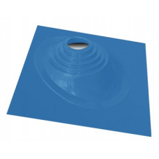 Уплотнитель кровельный RES №1 силикон 75-200 угл. синий