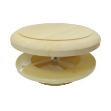 Клапан тарельчатый D=100мм липа