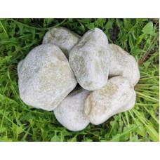 Камень для бани Кварцит обвалованный 20 кг