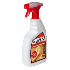 Жидкость для чистки изделий из дерева Liquid Aura 700мл
