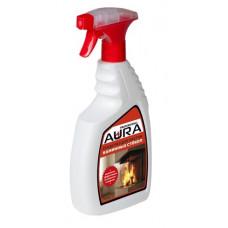 Жидкость для чистки каминных стекол Liquid Aura 700мл