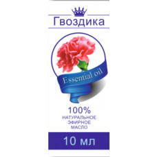 Масло Гвоздика 10 мл