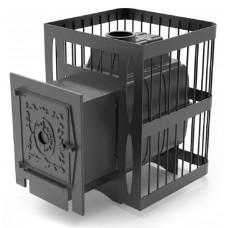 Печь банная Протопи Чугунка сетка 16
