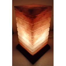 Солевая лампа Пятый элемент (гималайская соль)