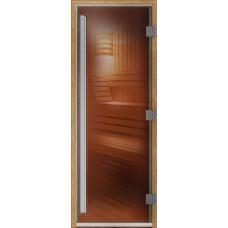 Дверь стеклянная Престиж 190х70