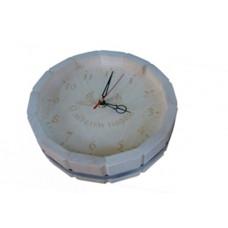 Часы с гравировкой Бочка D-300 (липа)