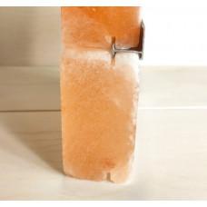 Кирпич шлифованный калиброванный с пазом 200*100*50 из гималайской соли (10)