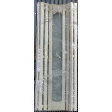 Абажур высокий сатин 1м