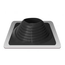 Уплотнитель кровельный №8 силикон 178-330 mm чёрный