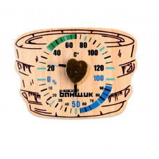 Термогигрометр Шайка