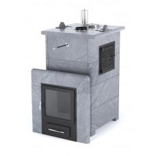 Печь банная ИзиСтим Сочи-М2 в кожухе из талькохлорита