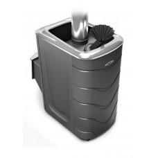 Банная печь Гейзер 2014 Inox ДН ЗК антрацит