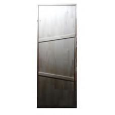 Дверь глухая на иглах 1900*800 липа сорт А