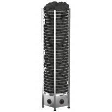 Электрическая печь SAWO TOWER 8 кВт, вертикальная, с пультом,вкл. тайм.,термостат,2 индик-ра, TH6-8