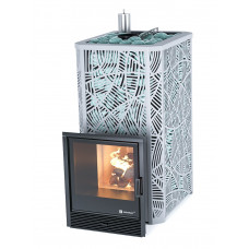 Печь банная ИзиСтим Ялта 35 модерн Премиум