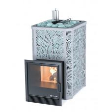 Печь банная ИзиСтим Ялта 15 модерн Премиум