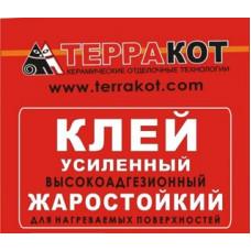 Клей Терракот жаростойкий усиленный 3 кг