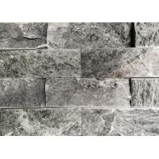 Плитка талькохлорит рваный камень 150х50х20 (кв. метр)