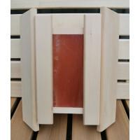 Абажур угловой с гималайской солью, 1 плитка