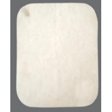 Коврик для бани 50*40 см, белый