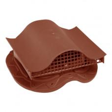 Комплект вентиль  в сборе (метал. чер.) коричневый
