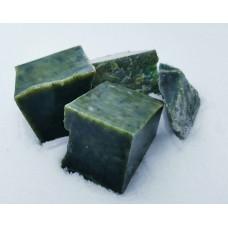Камень для бани Нефрит колото-пиленный 10 кг