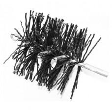 Щетка полипропиленовая черная 200мм