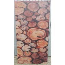Фиброцементная плита (фотопечать) срез дерева 610х1200х8