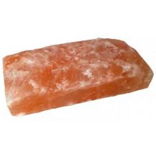 Плитка натуральная сторона 200*100*37,5 из гималайской соли (12)