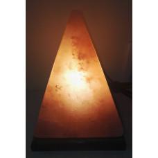 Солевая лампа Пирамида (гималайская соль)