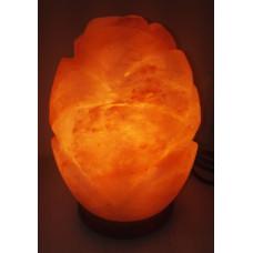 Солевая лампа Цветок (гималайская соль)