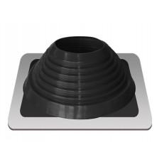 Уплотнитель кровельный №7 силикон 157-280 mm чёрный