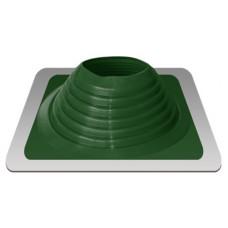 Уплотнитель кровельный №8 силикон 178-330 mm зеленый